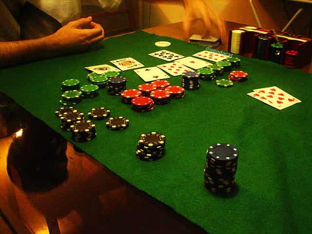 カジノのベッティングシステム